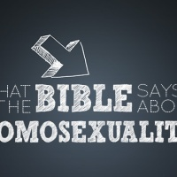 The Issue of Homosexuality