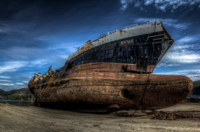 shipwreck-pictures-Shipwreck-in-Stokksund