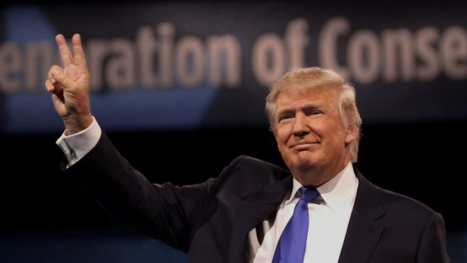 THE VOICE OF TRUTH: Donald Trump