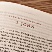 No Sin in Christ: 1st John 3:6