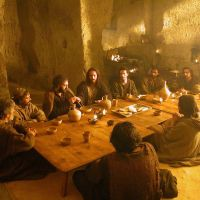 The Lord's Supper: Matthew 26:26-35