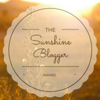Honoring Jesus' Body: Blogger Award