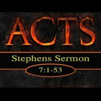 The Voice of a Martyr: Acts 7:1-60